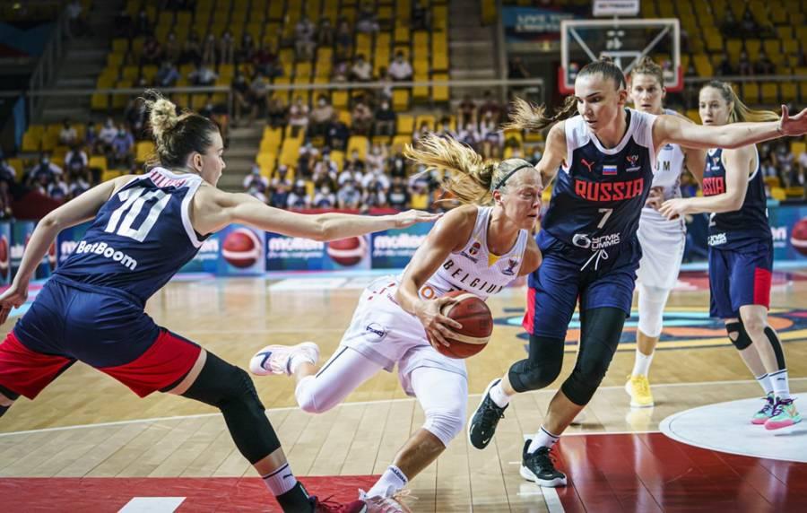 Basket femminile, Europei 2021: i risultati dei quarti di finale: saranno Bielorussia-Francia e Serbia-Belgio ...