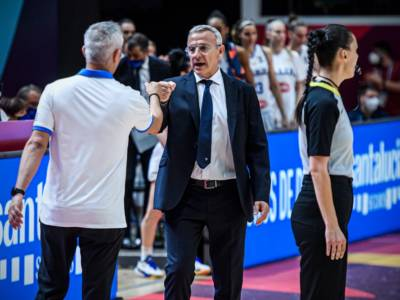 """Basket femminile, Lino Lardo: """"Pensavamo di aver vinto, bene il secondo posto"""""""