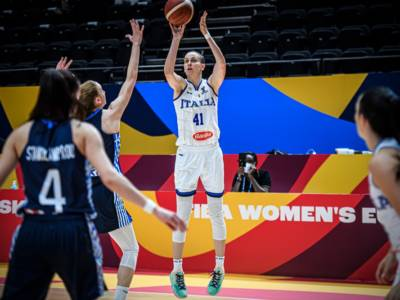 Basket femminile, Italia-Grecia 77-67: le pagelle delle azzurre. Benissimo Penna (13 punti), Zandalisini e Bestagno sempre al top