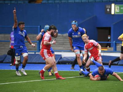 Rugby, Sei Nazioni Under 20: l'Italia dà spettacolo, la Francia vince di misura