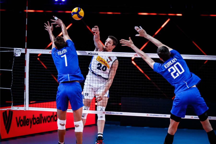 Volley, Nations League 2021: l'Italia si ferma ad un passo dal successo. Vince la Russia al tie break