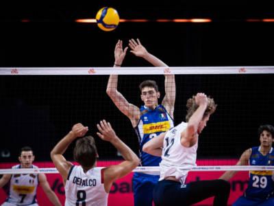 Volley, Nations League 2021: Italia-USA 0-3, netta sconfitta degli azzurri. Semifinali lontane