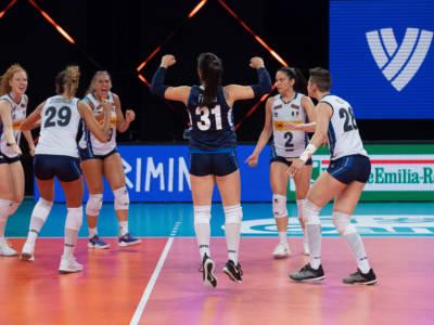 LIVE Italia-Belgio 2-3, Nations League volley femminile in DIRETTA: azzurre poco ciniche, sfuma la vittoria