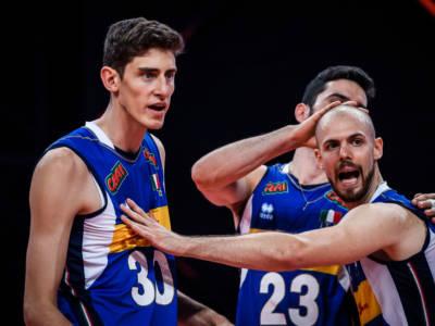 Volley, Nations League 2021: Italia-Australia 3-0, gli azzurri infilano la quarta vittoria. Pinali top-scorer