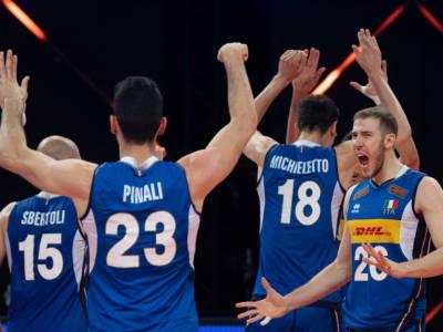Italia-Argentina oggi: orario, tv, programma, streaming Nations League volley