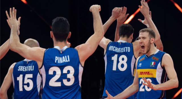 LIVE Italia-Argentina 3-0, Nations League volley in DIRETTA: partita enciclopedica degli azzurri, terza vittoria per Sbertoli e compagni!