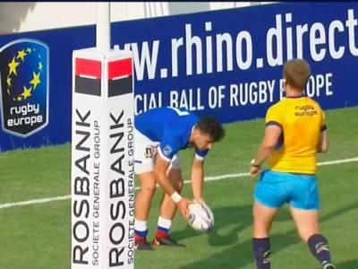 Rugby Seven, un'Italia in crescita chiude al terzo posto la prima giornata a Mosca