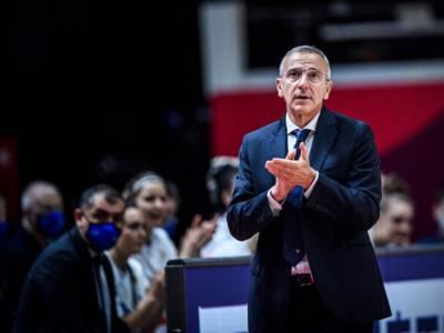 """Basket femminile, Europei 2021: Lardo """"Un po' di pressione all'inizio, ma le ragazze volevano reagire dopo il ko di ieri"""""""
