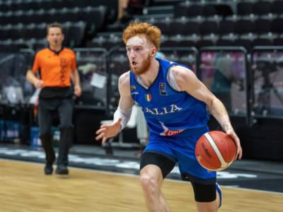 """Basket, Nico Mannion: """"E' un'emozione incredibile, decisamente più grande di quanto mi aspettassi"""""""