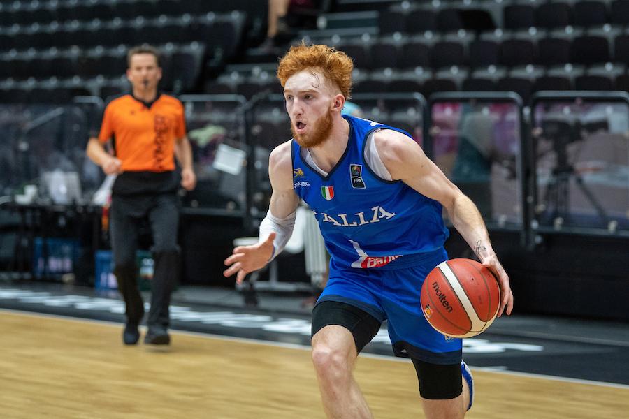 """Basket, Nico Mannion: """"E' un'emozione incredibile, decisamente più grande  di quanto mi aspettassi"""" – OA Sport"""