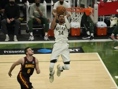 Playoff NBA 2021, I risultati della notte (28 giugno): Milwaukee espugna Atlanta e sorpassa gli Hawks con un ultimo quarto da urlo