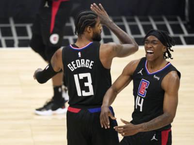 Playoff NBA 2021, I risultati della notte (19 giugno): Clippers, una rimonta che vale le finali di conference. I Sixers battono gli Hawks e conquistano la bella