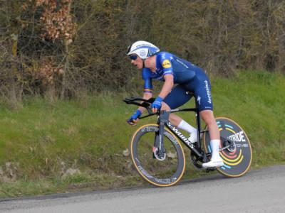 "Tour of Britain: Lampert vince la settima tappa in fuga, Davide Ballerini 4°. Hayther leader con 4"" su van Aert"