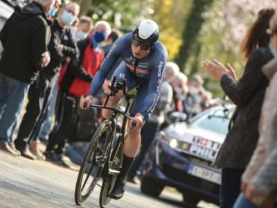 Giro del Belgio 2021, Jasper Philipsen costretto a dare forfait dopo la brutta caduta di ieri