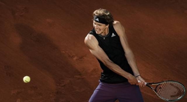 Zverev-Tsitsipas oggi, Roland Garros 2021: orario semifinale, tv, programma, streaming