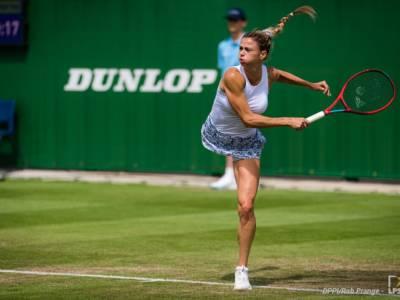 Tennis, Camila Giorgi si ritrova sull'amata erba