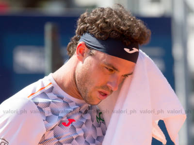 Tennis, ATP Umago 2021: Marco Cecchinato sconfitto in due set dal bosniaco Dzhumur