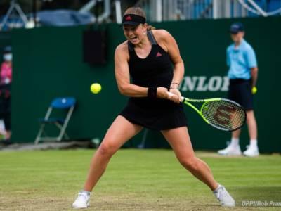 Tennis, WTA Eastbourne 2021: Ostapenko supera Kontaveit e conquista il torneo