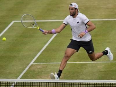 Tennis, ATP Queen's 2021: Matteo Berrettini sfida Evans per un posto in semifinale