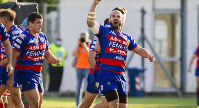 Rugby, finale Top 10: Rovigo batte il Petrarca a tempo scaduto e si laurea campione d'Italia