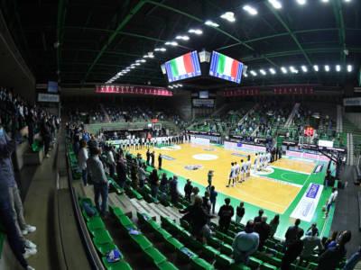 Basket: Treviso ospiterà uno dei tornei di qualificazione di Champions League 2021-2022