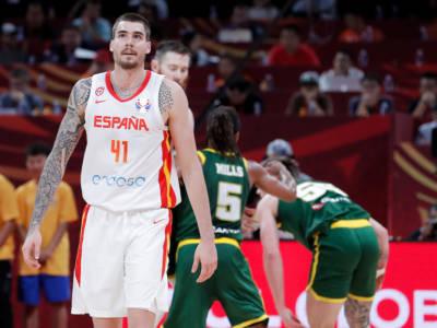 Basket, Olimpiadi Tokyo: Juancho Hernangomez fermato alla vigilia del debutto, la Spagna richiama Lopez-Arostegui