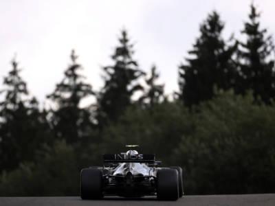 F1, Spa-Francorchamps nuovamente colpita da inondazioni! Collassa la strada di Blanchimont