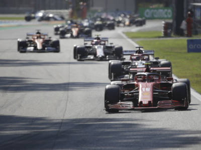 F1, Monza apre al 50% per il Gran Premio