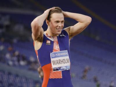 Atletica, Diamond League: Warholm show, Kipyegon e Cheruiyot giganteggiano. Jacobs 3°, Tamberi in crisi