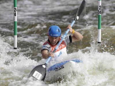 Canoa slalom, Olimpiadi Tokyo: Jiri Prskavec è impressionante e domina la finale del kayak