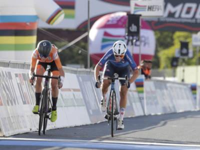 LIVE Ciclismo femminile, Europei 2021 in DIRETTA: Van Dijk realizza un'impresa stupenda. Marta Cavalli sesta