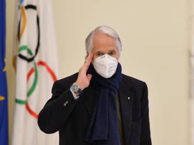 """Olimpiadi Tokyo, Giovanni Malagò: """"Tre bronzi di talento e di sacrificio"""""""
