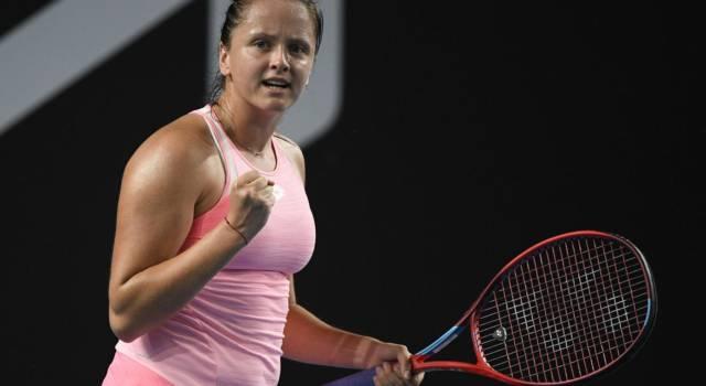 WTA Gdynia 2021: Kuzmova elimina Gracheva, finisce il cammino casalingo di Falkowska