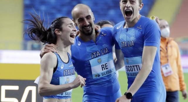 Atletica, Olimpiadi Tokyo: definita la staffetta mista dell'Italia. Turnover per lo staff azzurro