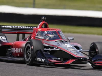IndyCar, Mid-Ohio: Josef Newgarden spezza il digiuno di Penske