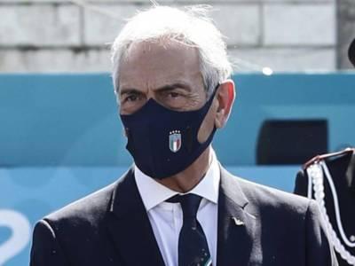 """Calcio, Gabriele Gravina: """"Ce la metteremo tutta per portare la Coppa in Italia"""""""