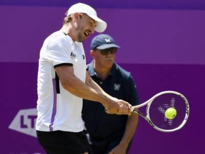 Tennis: Alex de Minaur positivo al Covid-19 e costretto a saltare le Olimpiadi di Tokyo