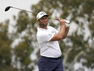 Golf: Rahm e Detry agganciano Senior in testa allo Scottish Open 2021. Sei italiani superano il taglio