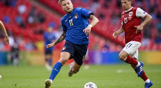 Italia-Spagna, probabili formazioni semifinale: ballottaggio Florenzi-Di Lorenzo, confermato Immobile