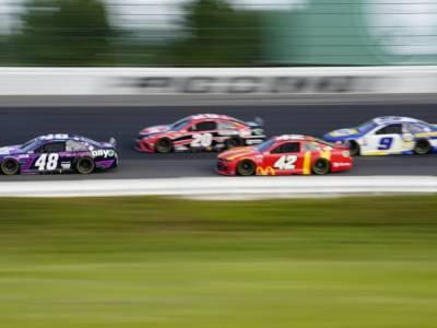 NASCAR, inizia la volata verso i Playoffs dal Glen