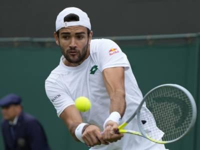 Wimbledon 2021: oggi in campo Berrettini contro Van De Zandschulp. Sonego sfida Galan Riveros. Mager incrocia Kyrgios