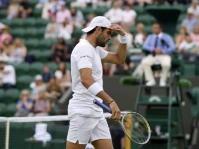 Berrettini-Auger-Aliassime oggi, Wimbledon 2021: orario, tv, programma, streaming