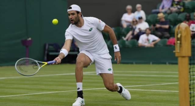 Ranking ATP, classifica degli italiani dopo Wimbledon. Berrettini sogna il 7° posto, Sonego avvicina Sinner. E Musetti…