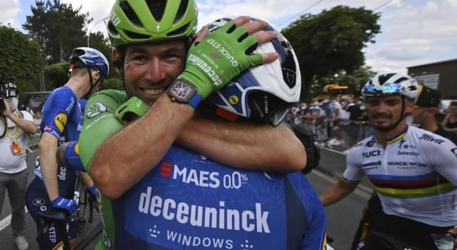 Tour de France 2021, pagelle sesta tappa: Cavendish non sbaglia un colpo. Alpecin-Fenix troppo tesa