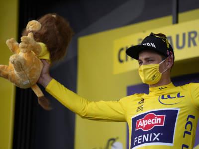 Classifica Tour de France 2021, settima tappa: ribaltone Nibali, è 6°! Crolla Roglic, 5° Pogacar