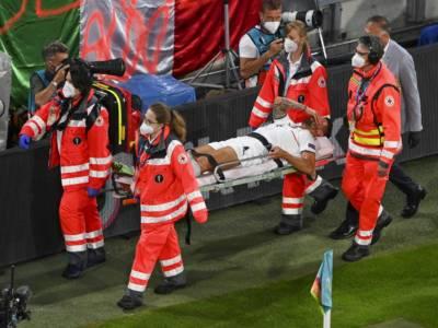 Calcio, rottura del tendine d'Achille per Leonardo Spinazzola