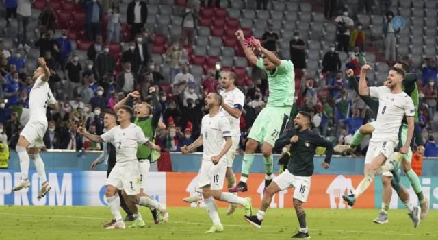 Europei 2021, Italia-Spagna: data semifinale, programma, orario, tv