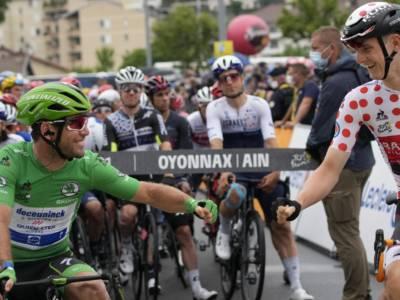 Tour de France 2021, tutte le classifiche dopo l'ottava tappa: Mark Cavendish mantiene la maglia verde