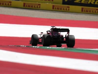 """DIRETTA F1, GP Austria 2021 LIVE: Sainz top5. Binotto: """"Perez scorretto, lavoriamo solo sul 2022"""""""
