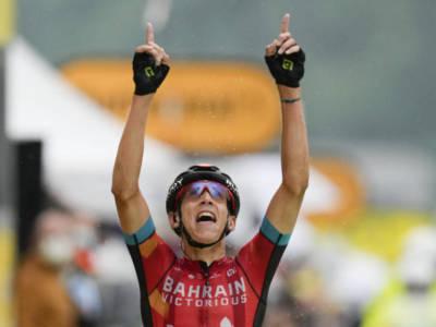 """Tour de France 2021, Dylan Teuns: """"Anno difficile, dedico la vittoria a mio nonno"""""""